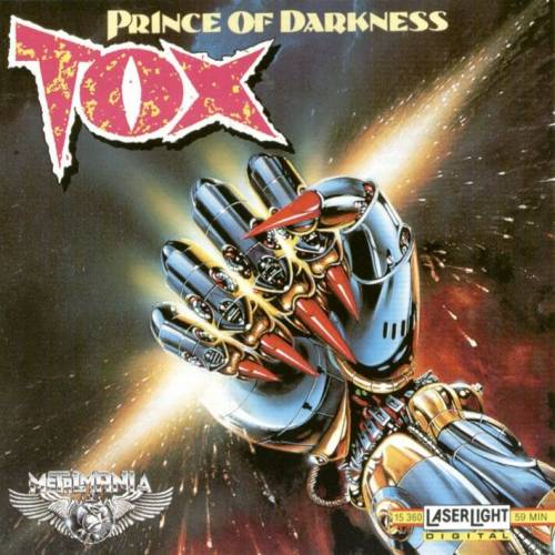 TOX - Prince of Darkness 1991