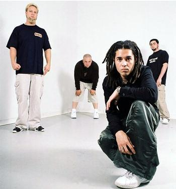 NONPOINT - Discography MP3